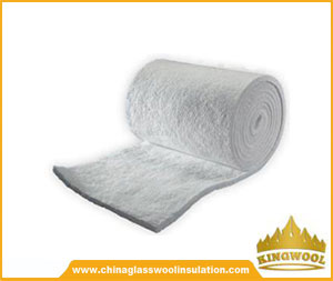 Ceramic fiber heat proof insulation blanket ceramic fiber for Glass fiber blanket insulation
