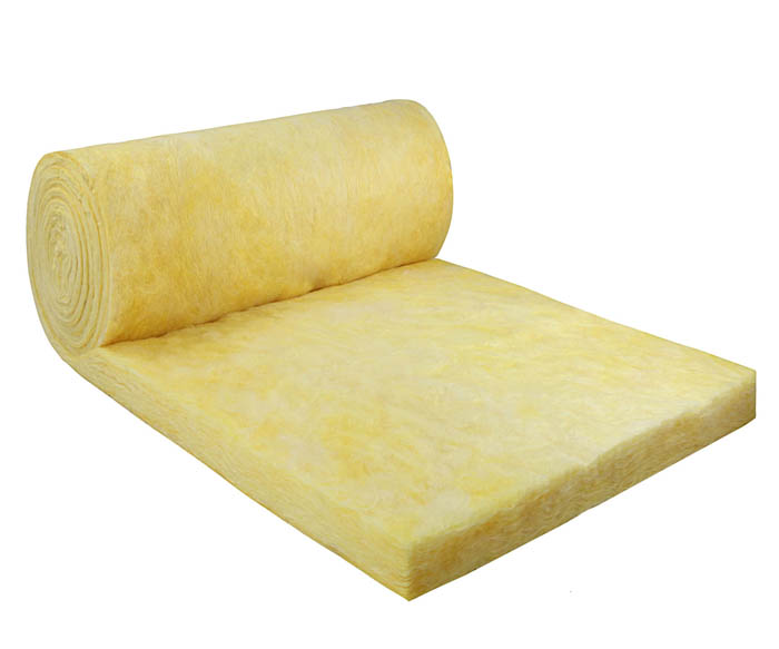 Glass mineral wool insulation for 2 mineral wool insulation
