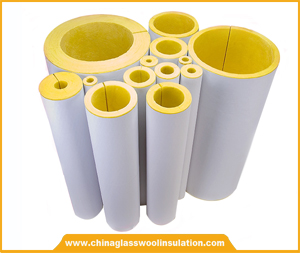 Glass Wool Insulation Pipes