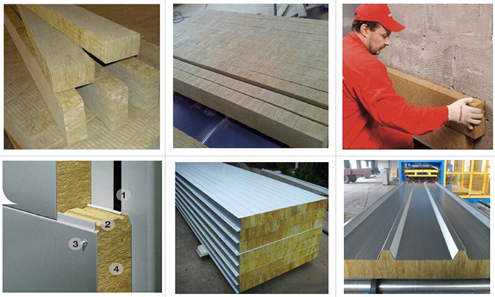 Rock wool lamella mineral wool insulation rockwool for Rockwool insulation properties