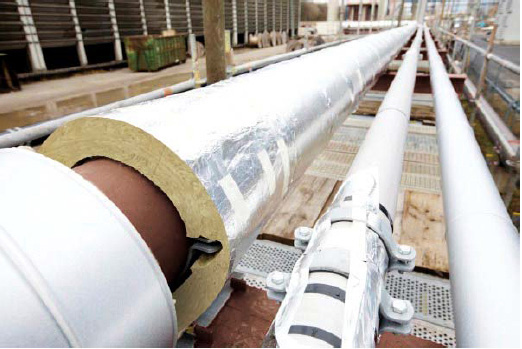 Rock Wool Pipes Rock Wool Tubes Rockwool Insulation Pipes