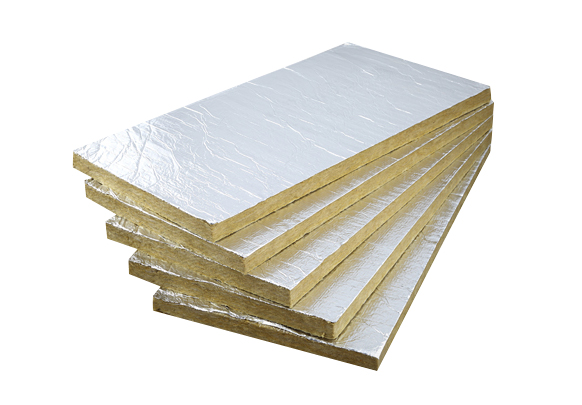 Rock Mineral Wool Panel Insulation Rock Mineral Wool